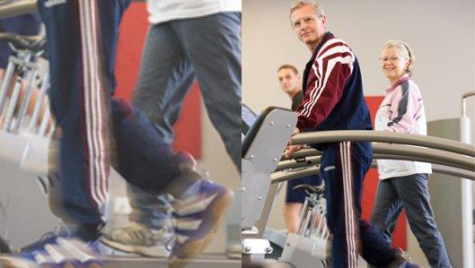 Bewegungs- und Sporttherapie