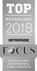 Top Rehaklinik 2018